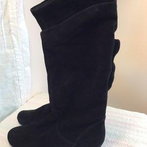 Women's New Steve Madden Black P-TIAA Boots